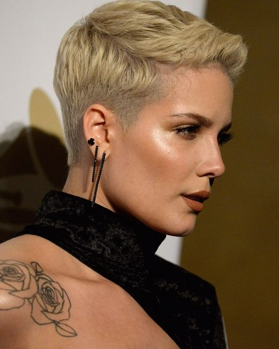 33 Cool Pixie Cuts And Hairstyles You'll Want For 2019 | Glamour For Glamorous Pixie Hairstyles (View 16 of 25)