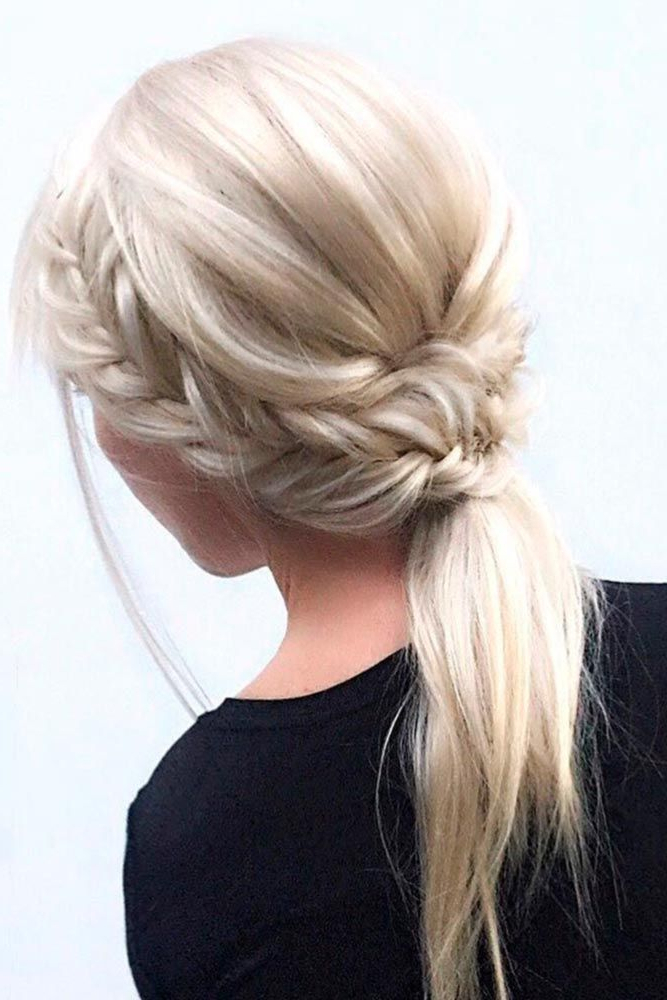 33 Trendy Hairstyles For Medium Length Hair You Will Love Regarding Braided Shoulder Length Hairstyles (View 2 of 25)