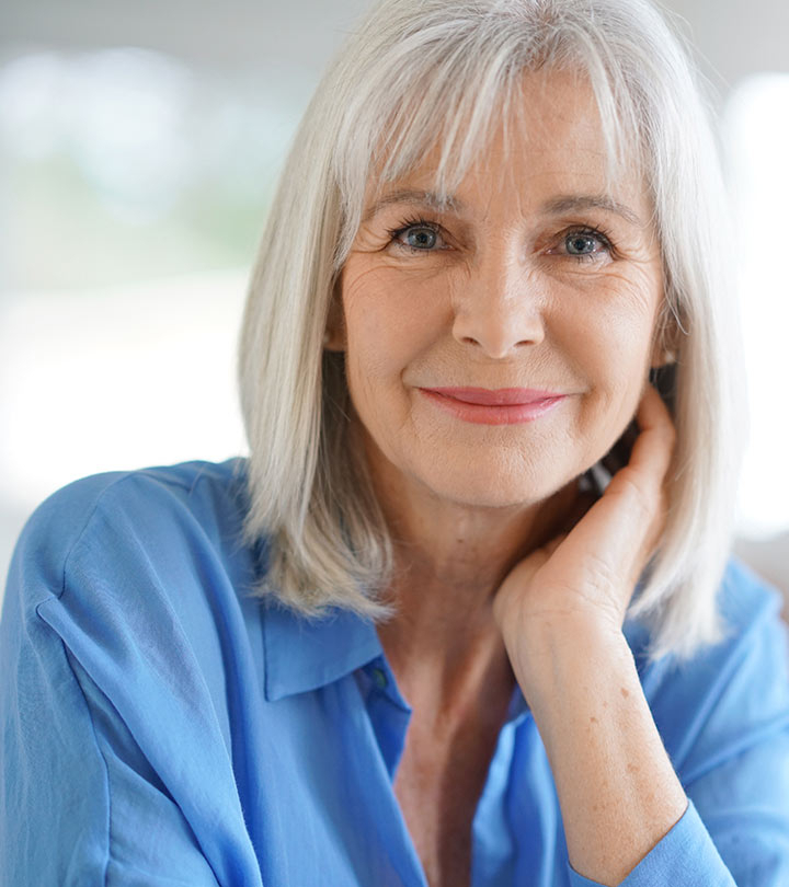 35 Lovely Hairstyles For Women Over 70 With Regard To Bold Asian Pixie Haircuts (View 16 of 25)