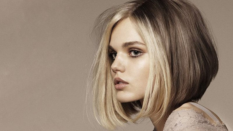 35 Sexy Long Bob Hairstyles You Should Try – The Trend Spotter Regarding Classic Bob Hairstyles With Side Part (View 11 of 25)