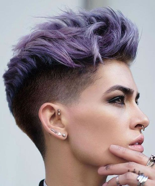 37 Best Short Haircuts For Women (2019 Update) | Short Hair With Regard To Bold Pixie Haircuts (View 2 of 25)