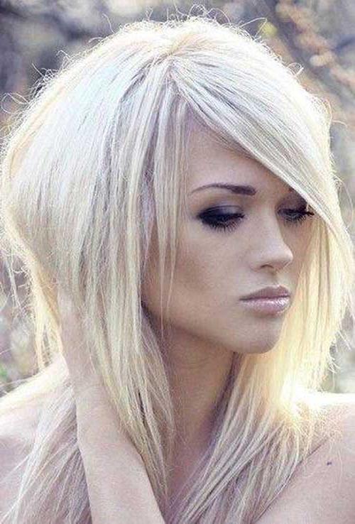 40 Banging Blonde Bob And Blonde Lob Hairstyles pertaining to Short Platinum Blonde Bob Hairstyles