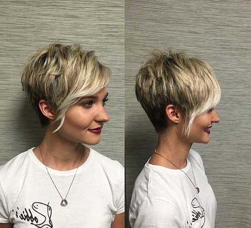 40 Best Long Pixie Hairstyles | Short Hairstyles & Haircuts within Highlighted Pixie Hairstyles