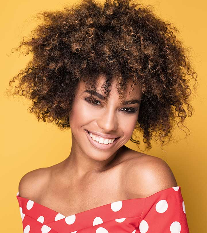 40 Best Short Curly Hairstyles Within Pixie Haircuts With Tight Curls (View 19 of 25)