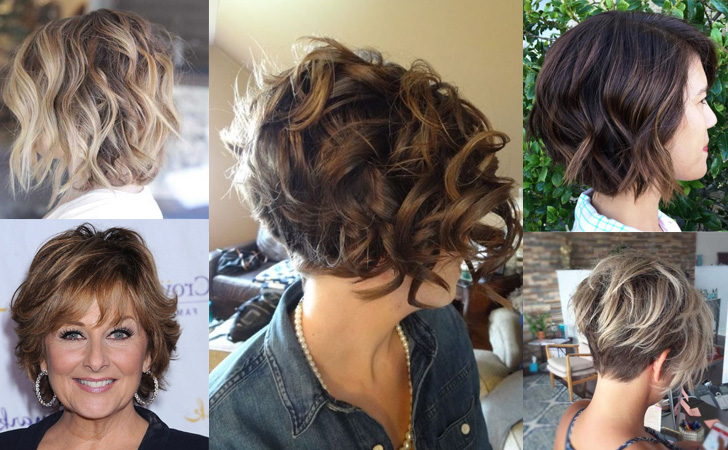 40 Best Short Hairstyles For Thick Hair 2020 - Short throughout Voluminous Short Bob Haircuts