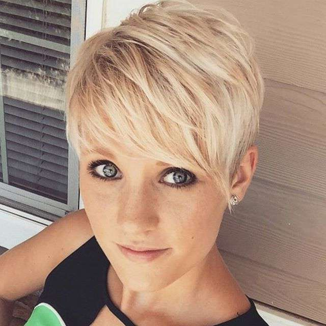 40+ Chic Short Haircuts: Popular Short Hairstyles For 2020 intended for Chic And Elegant Pixie Haircuts