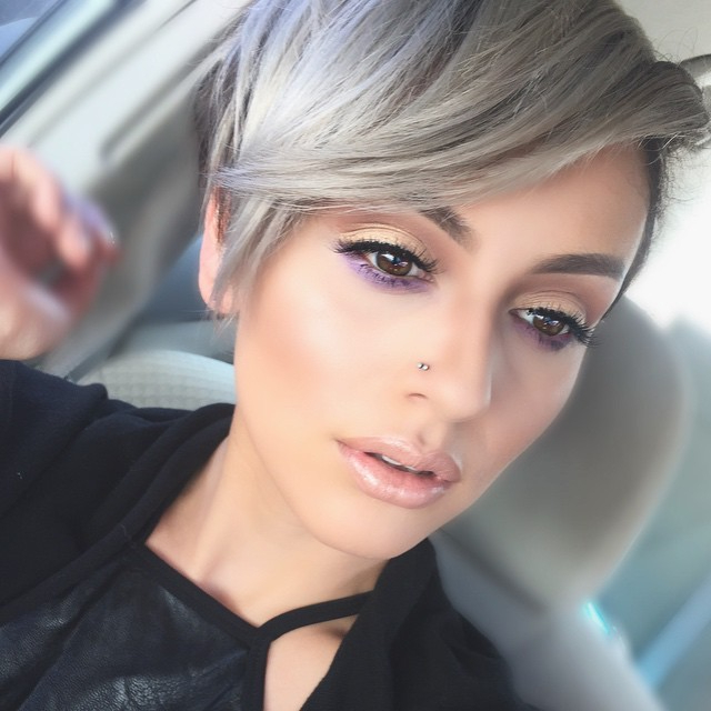 40+ Chic Short Haircuts: Popular Short Hairstyles For 2020 pertaining to Chic And Elegant Pixie Haircuts