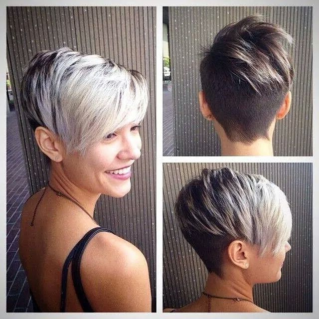 40+ Chic Short Haircuts: Popular Short Hairstyles For 2020 regarding Chic And Elegant Pixie Haircuts