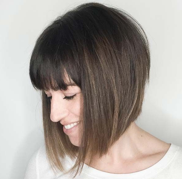 40 Classy Bob Hairstyles With Bangs | Fashion Frenzy! | Bob for Classy Bob Haircuts With Bangs