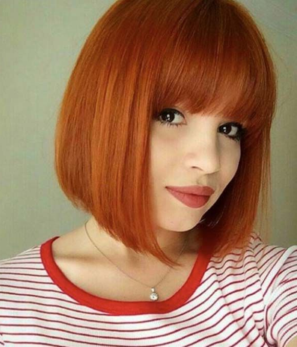 40 Classy Bob Hairstyles With Bangs - Style Skinner | Bob inside Classy Bob Haircuts With Bangs