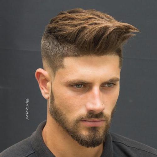 40 Faux Hawk (Fohawk) Haircuts Ideas For Men with Fauxhawk Haircuts