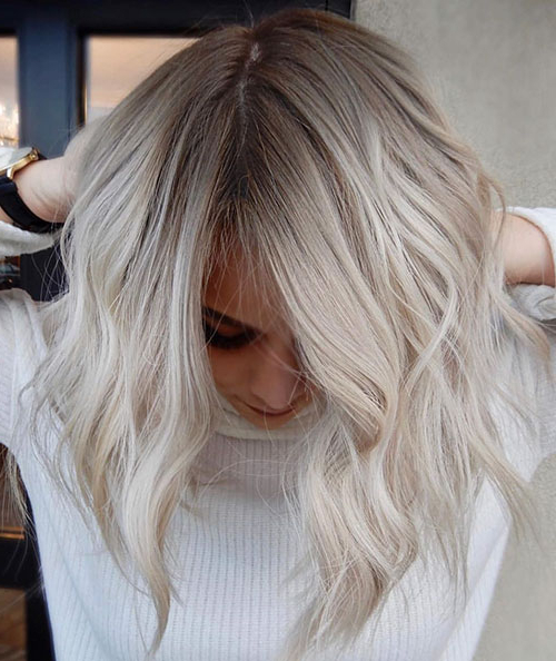 40 New Ash Blonde Short Hair Ideas | Short Haircut With Regard To Ash Bronde Ombre Hairstyles (View 23 of 25)