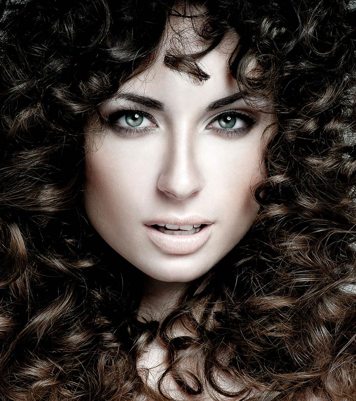 40 Styles To Choose From When Perming Your Hair With Regard To Long Luscious Mohawk Haircuts For Curly Hair (View 20 of 25)