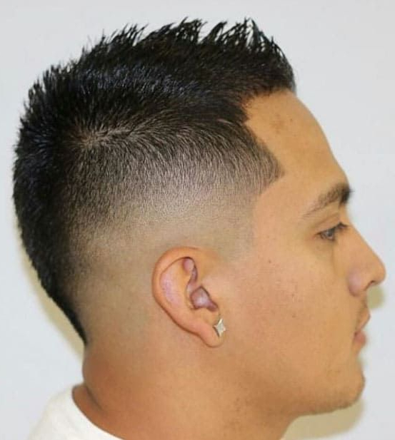 41 Top Haircuts The Mohawk Fade Offers (Trendiest Cuts inside Sharp Cut Mohawk Hairstyles