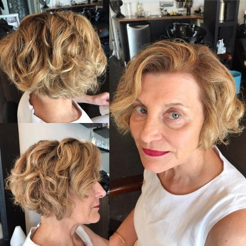42 Sexiest Short Hairstyles For Women Over 40 In 2019 pertaining to Soft Ombre Waves Hairstyles For Asian Hair
