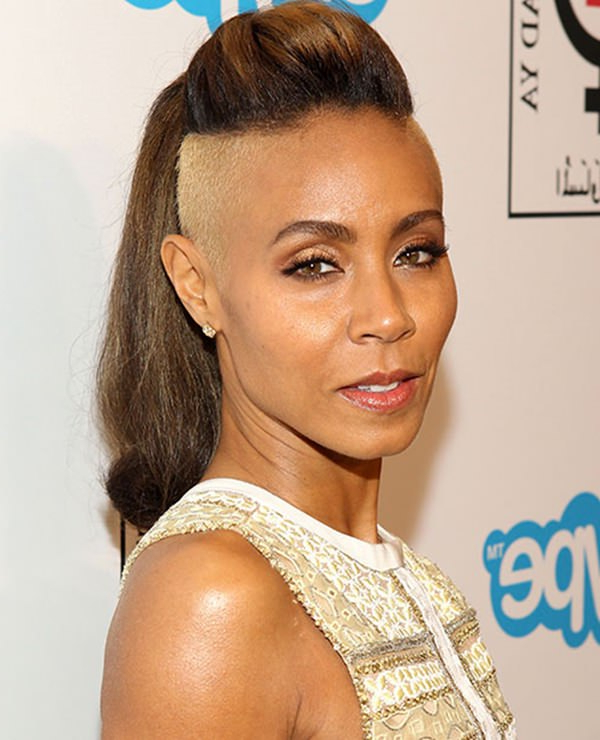 45 Fantastic Braided Mohawks To Turn Heads And Rock This Season throughout Side-Shaved Long Hair Mohawk Hairstyles