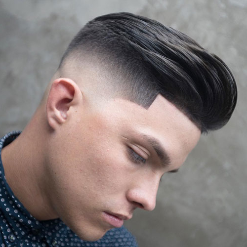 47 Slicked Back Hairstyles (2019 Guide) inside Long Hairstyles With Slicked Back Top