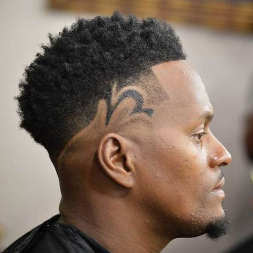 50 Best Curly Hairstyles + Haircuts For Men (2019 Guide) Within Mohawk Haircuts On Curls With Parting (View 17 of 25)