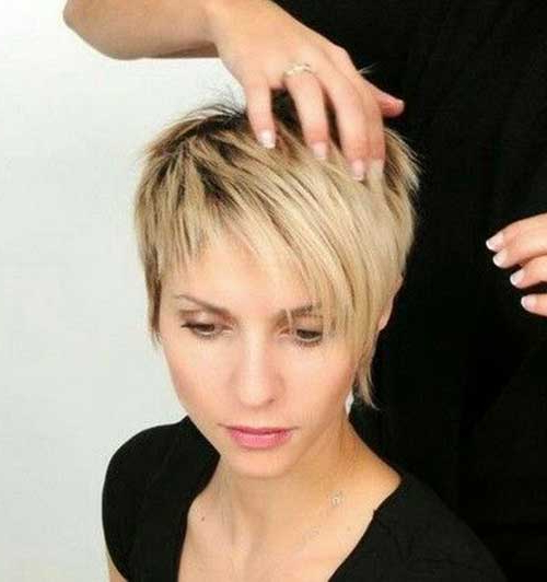 50 Best Pixie Haircuts For 2018 In Bold Asian Pixie Haircuts (View 10 of 25)