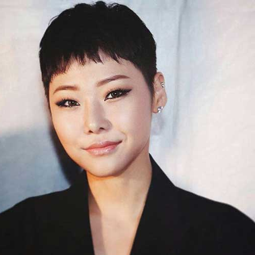 50 Best Pixie Haircuts For 2018 Inside Bold Asian Pixie Haircuts (View 3 of 25)