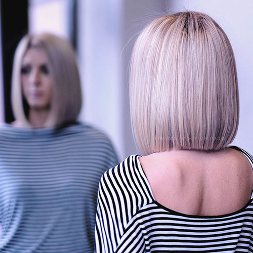 50+ Blonde Bob Hairstyles 2018 – 2019 | Bob Hairstyles 2018 For Modern And Stylish Blonde Bob Haircuts (View 20 of 25)