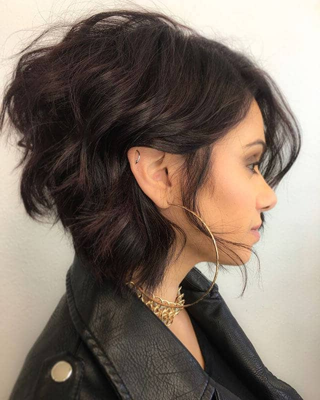 50 Bold Curly Pixie Cut Ideas To Transform Your Style In 2019 Inside Pixie Haircuts With Large Curls (View 21 of 25)