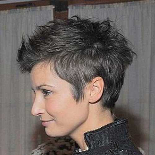 50 Brilliant Faux Hawk Styling Ideas To Try Out   Hair Intended For Pixie Faux Hawk Haircuts (View 12 of 25)