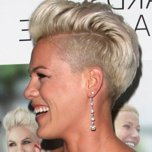 50 Brilliant Faux Hawk Styling Ideas To Try Out   Hair Within Pixie Faux Hawk Haircuts (View 16 of 25)