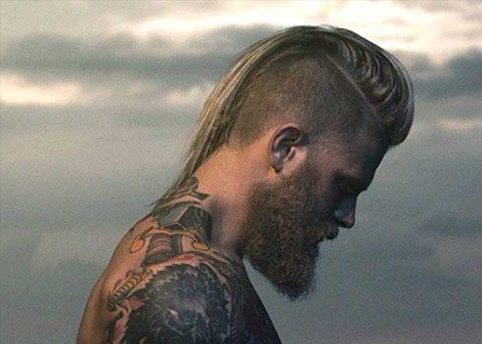 50 Of The Greatest Mohawks – Hairstyle On Point For Medium Length Hair Mohawk Hairstyles (View 8 of 25)