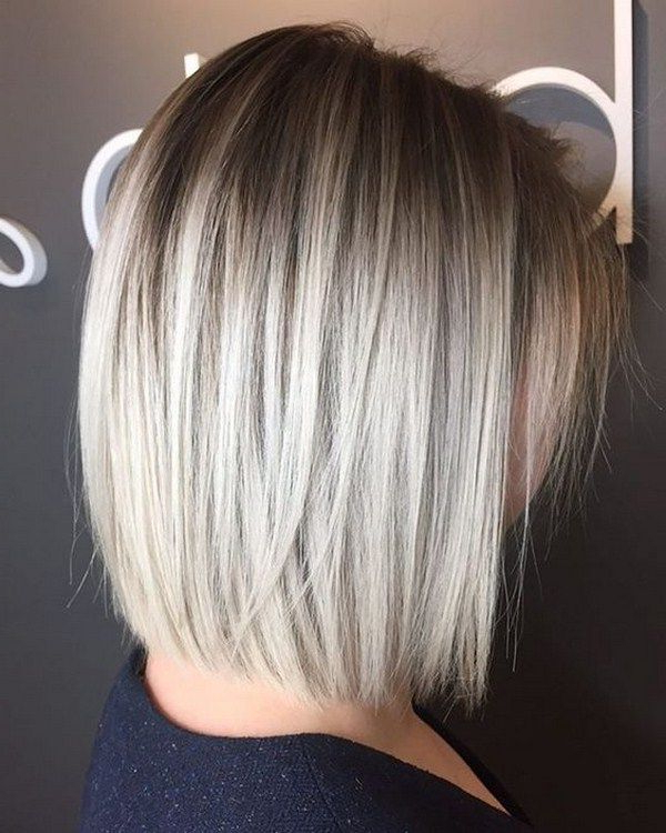 50+ Stylish, Relaxed & Elegant Hairstyle Ideas 2019 2020 Throughout Modern And Stylish Blonde Bob Haircuts (View 4 of 25)