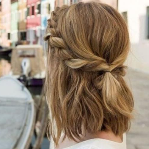 50 Terrific Ways To Wear Shoulder Length Hairstyles   Hair Inside Braided Shoulder Length Hairstyles (View 15 of 25)