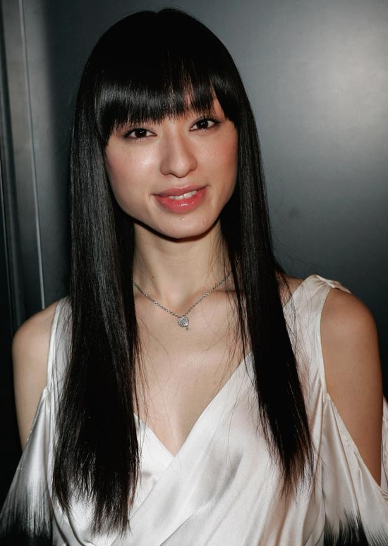 50 Trendy And Easy Asian Girls' Hairstyles To Try Intended For Blunt Bangs Asian Hairstyles (View 16 of 25)