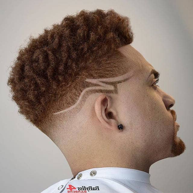 50 Trendy Undercut Hair Ideas For Men To Try Out With Regard To Mohawk Haircuts On Curls With Parting (View 15 of 25)