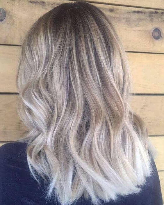 50 Unforgettable Ash Blonde Hairstyles To Inspire You Pertaining To Ash Bronde Ombre Hairstyles (View 6 of 25)
