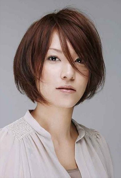 60 Incredible Short Hairstyles For Asian Women (November (View 9 of 25)