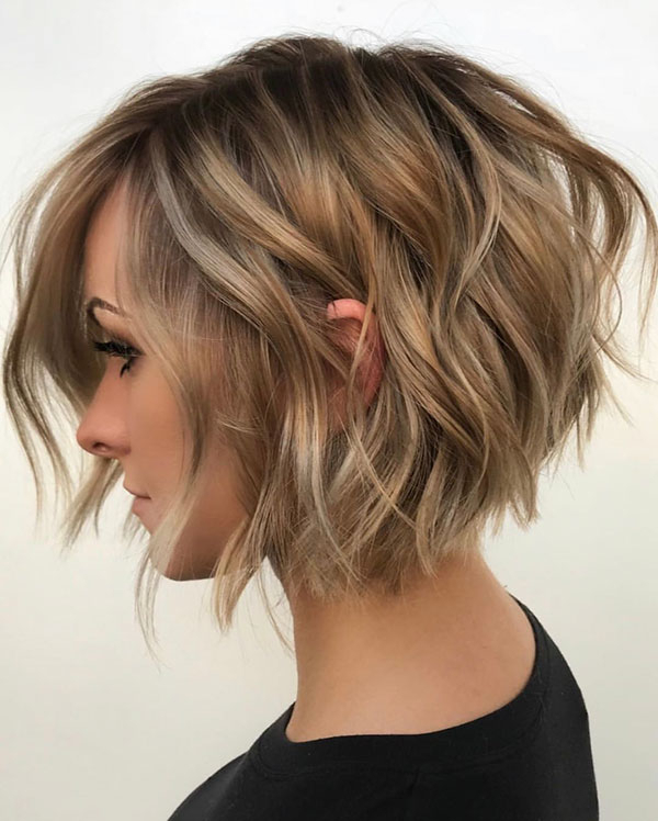 60 New Best Short Layered Hairstyles | Short Hairstyles Inside Layered Short Bob Haircuts (View 6 of 25)