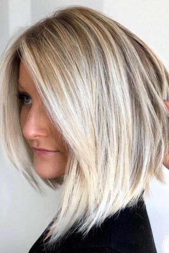 65 Beautiful And Super Stylish Bob Haircuts | Lovehairstyles With Regard To Glam Blonde Bob Haircuts (View 12 of 25)