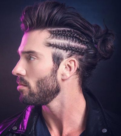 65 Striking Medium Length Hairstyles For Men – The Ultimate List For Medium Length Hair Mohawk Hairstyles (View 21 of 25)