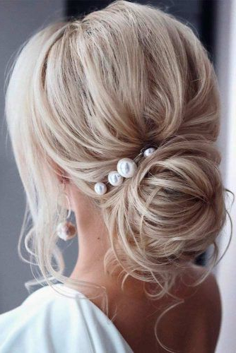 68 Stunning Prom Hairstyles For Long Hair For 2019 Inside Long Half Updo Hairstyles With Accessories (View 23 of 25)