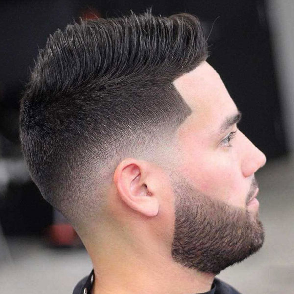 69 Best Taper Fade Haircuts For Men (2019 Guide) Within Sharp And Clean Curly Mohawk Haircuts (View 10 of 25)