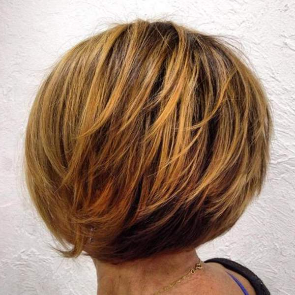 75 Amazing Hairstyles For Any Woman Over 40 - Style Easily with regard to Short Rounded And Textured Bob Hairstyles
