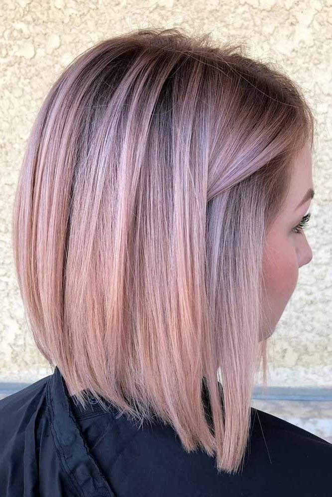 75 Fantastic Stacked Bob Haircut Ideas | Hair Color Pink Intended For Bright Bob Hairstyles (View 2 of 25)