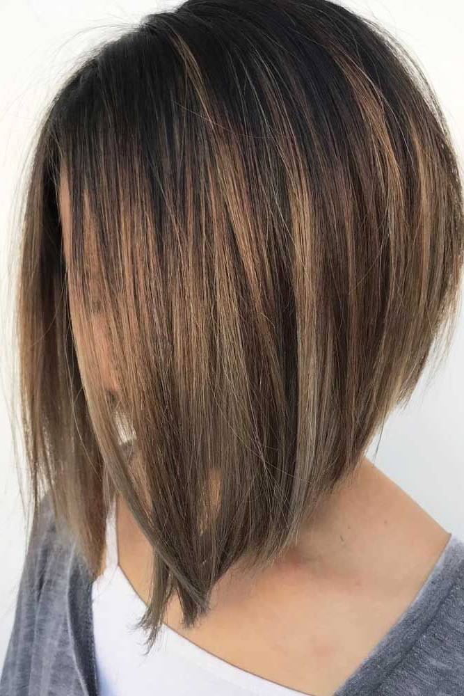 75 Fantastic Stacked Bob Haircut Ideas | Hair Styles, Bob Intended For Simple And Stylish Bob Haircuts (View 4 of 25)