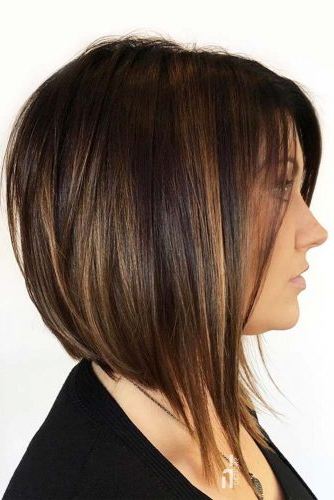 75 Fantastic Stacked Bob Haircut Ideas | Lovehairstyles with regard to Edgy Textured Bob Hairstyles