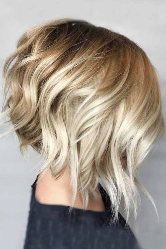 75 Fantastic Stacked Bob Haircut Ideas   Lovehairstyles with regard to Very Short Stacked Bob Hairstyles With Messy Finish