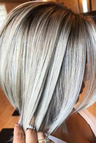 75 Fantastic Stacked Bob Haircut Ideas | Lovehairstyles within Very Short Stacked Bob Hairstyles With Messy Finish