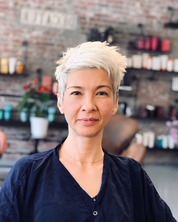75 Short Hairstyles For Women Over 50. Best & Easy Haircuts inside Bold Asian Pixie Haircuts