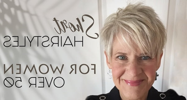 75 Short Hairstyles For Women Over 50. Best & Easy Haircuts pertaining to Bold Asian Pixie Haircuts