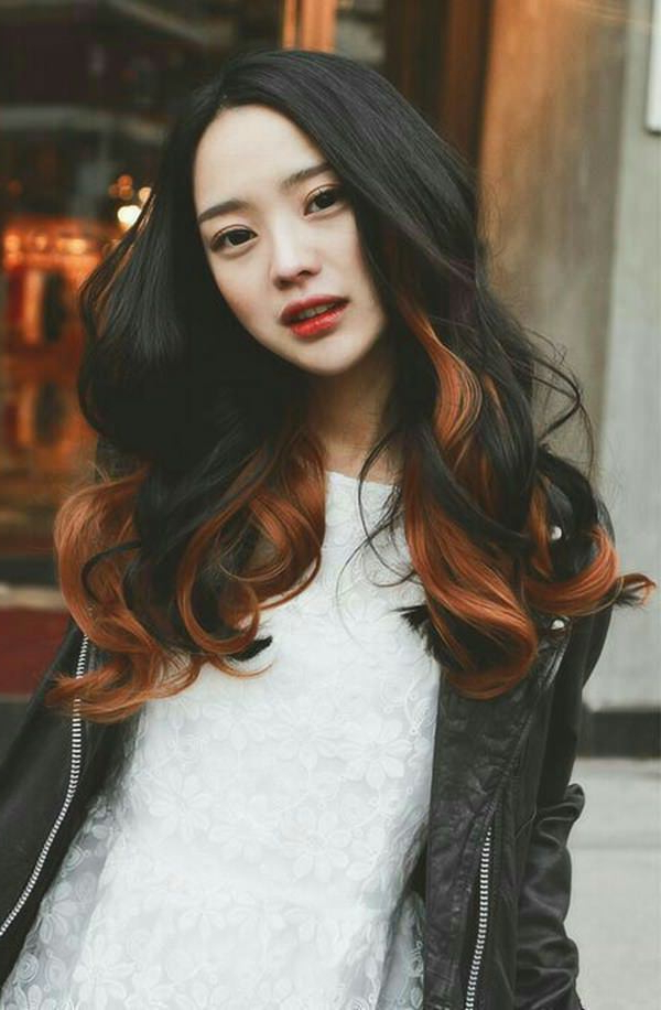 75 Strikingly Beautiful Ombre Hairstyles (With Pictures) pertaining to Soft Ombre Waves Hairstyles For Asian Hair