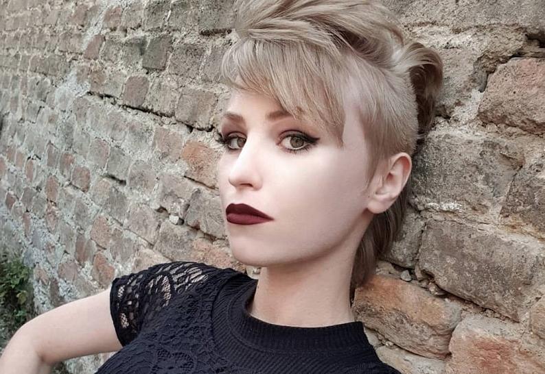 8 Peerless Mohawk Hairstyles For Blonde Women intended for Classic Blonde Mohawk Hairstyles For Women